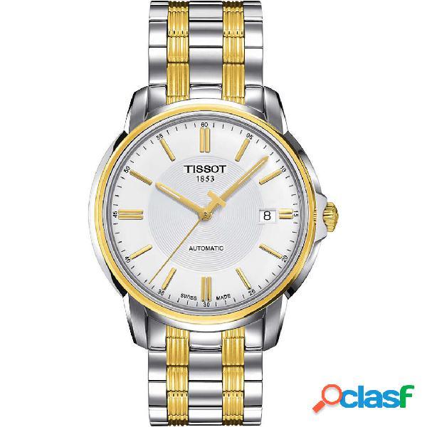 Orologio uomo tissot automatics iii date mod. t0654072203100