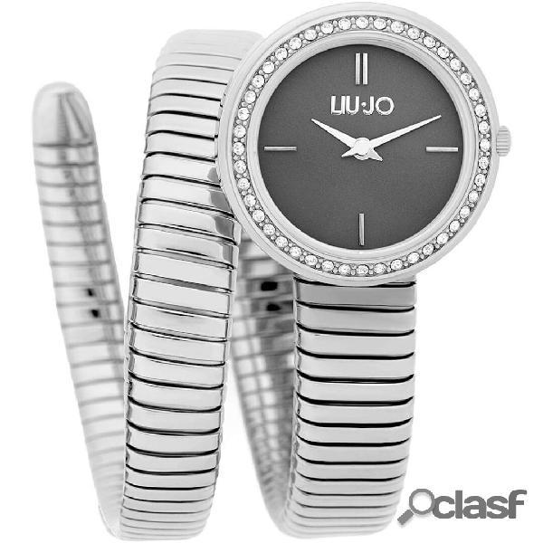 Orologio donna liu jo fashion twist con cinturino a bracciale mod. tlj1648