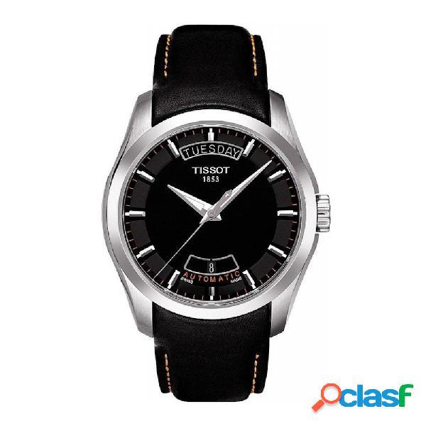Orologio uomo tissot couturier powermatic 80 mod. t0354071605103