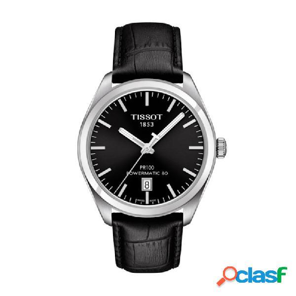 Orologio uomo tissot pr 100 powermatic 80 mod. t1014071605100