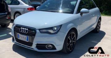 Audi a1 1.2 tfsi -ok…