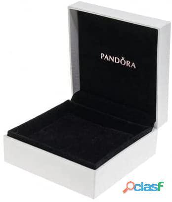 Pandora   Scatolina per Gioielli da Donna, colore Bianco nuovo