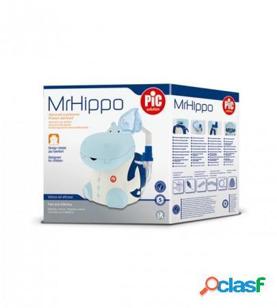 Pic mr hippo aerosol a pistone per bambini