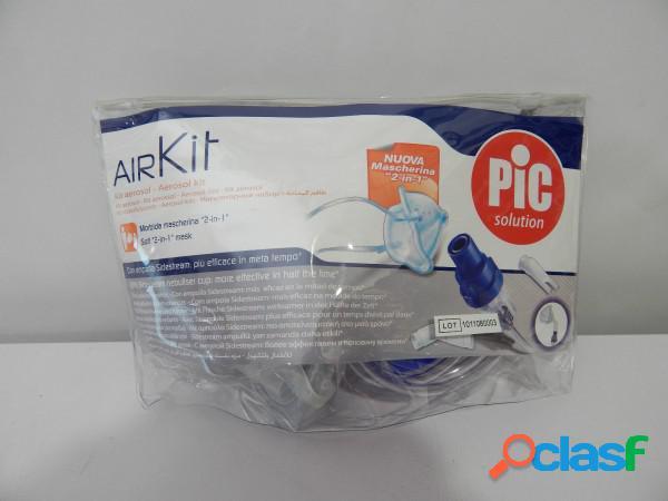 Pic airkit kit aerosol con ampolla sidestream