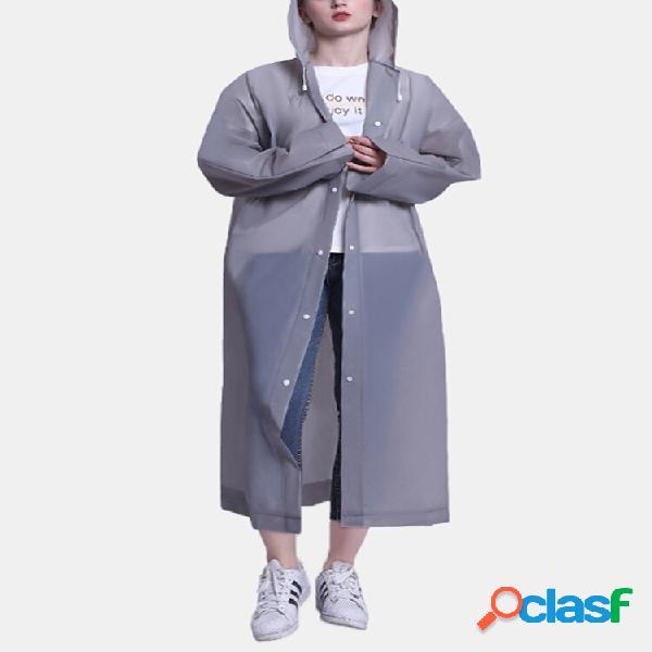 Abbigliamento antipolvere protezione ambientale impermeabile leggero eva addensato