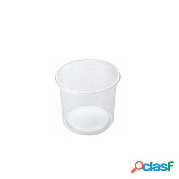 Coppette Delipack Duni Trasparenti In Polipropilene Cl 50 - Plastica Monouso - Trasparente