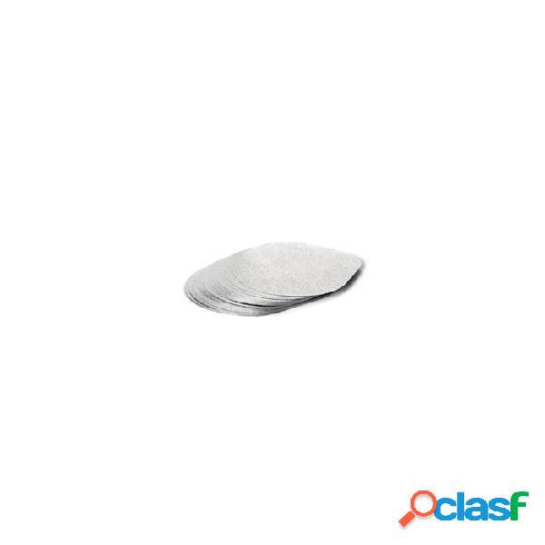 Tappo Per Vasetto Yogurt O Dolci 100% Chef In Alluminio Cm 6