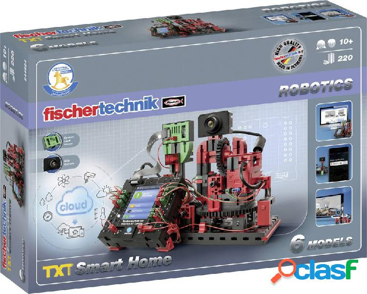 Fischertechnik robot robotics txt smart home 544624