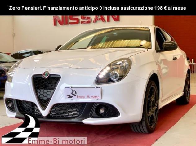 Alfa romeo giulietta 1.4 turbo 120 cv b-tech zero pensieri