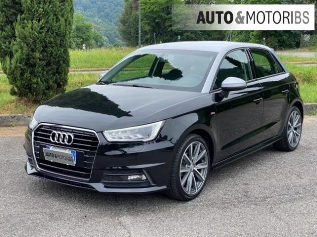 Audi a1 spb 1.4 tdi s tronic design *neopatentati* rif.