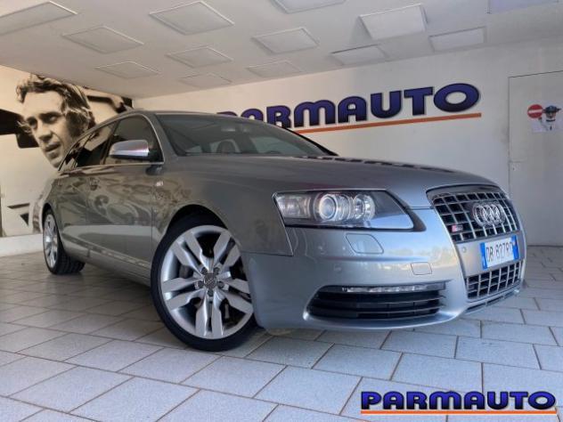 Audi s6 5.2 v10 qu. avant */*carbonio*/*milltek*/*service*