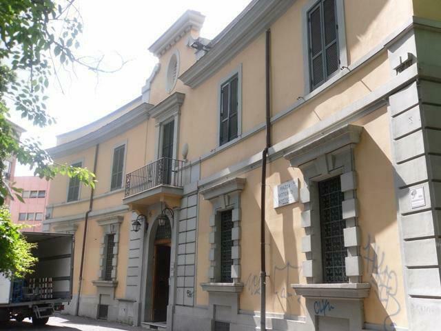 Affitto in roma ostiense palazzo a uffici intero stabile