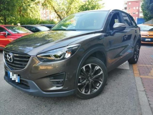 Mazda cx-5 2.2l skyactiv-d 175cv 4wd exceed cambio