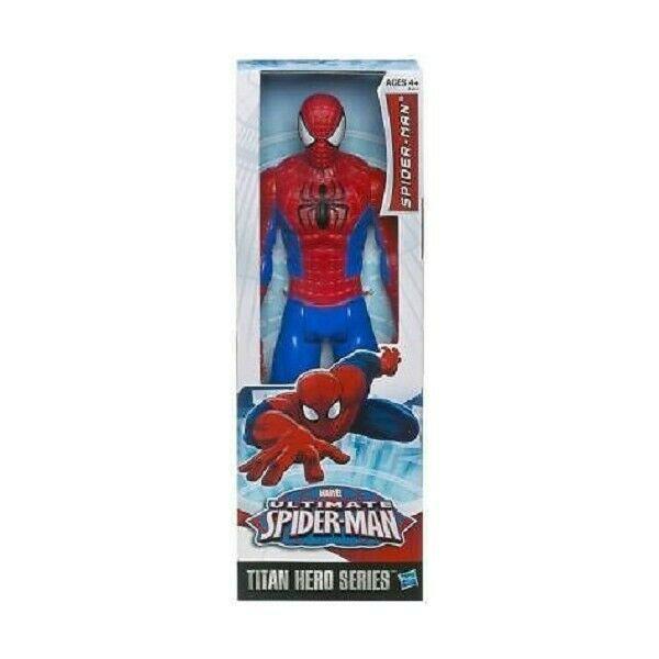 Spiderman personaggio 30 cm hasbro marvel