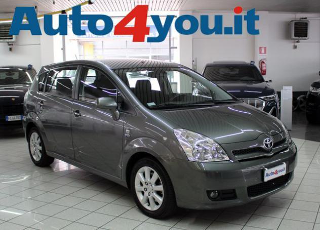 Toyota corolla verso 2.0 16v d-4d uni-proprietario-iva-7