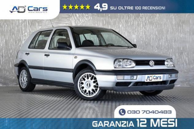 Volkswagen golf 1.6 cat 5 porte gt special rif. 15015337