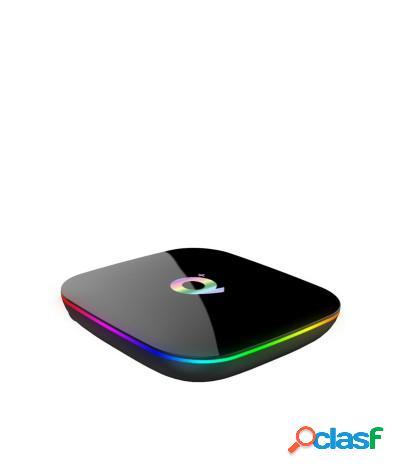 Smart tv box 8k + q plus android 10.0 by leovin