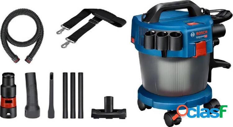 Bosch professional gas 18v-10 l aspirapolvere ciclonico