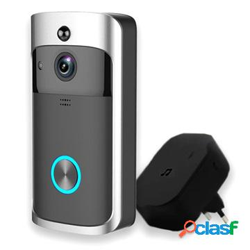 Sign smart home wireless hd doorbell camera with motion sensor
