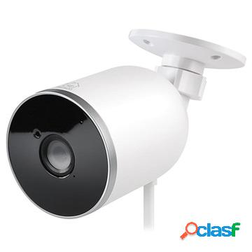 Deltaco sh-ipc04 pir outdoor security camera with wifi - 1080p full hd