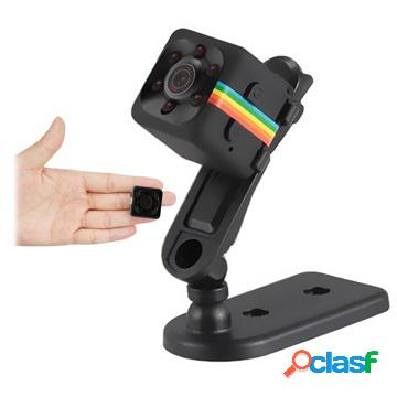 Super mini fullhd security camera with motion detection sq11 - black