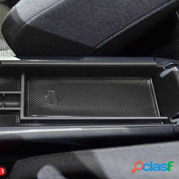 Vano portaoggetti per auto scatola bracciolo console centrale scatola per toyota c-hr chr