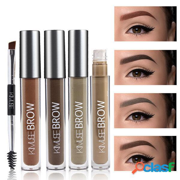 Sopracciglio tint enhancer cosmetics long lasting paint waterproof black brown eye brow pencil gel