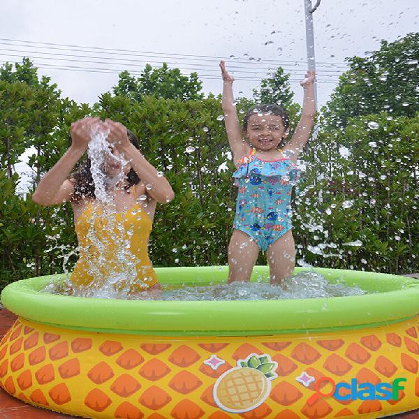 Piscina per bambini piscina gonfiabile clip in pvc rete protezione ambientale ispessimento piscina per bambini piscina p