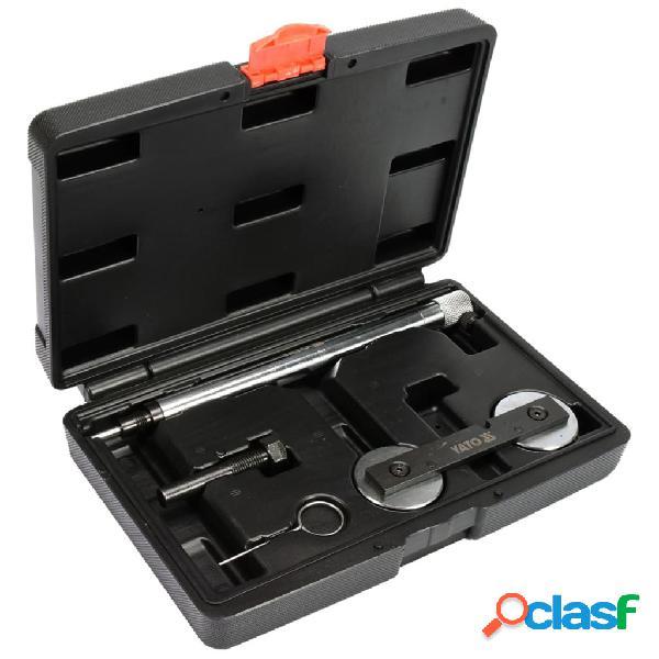 Yato kit di strumenti per la fasatura dei motori benzina 4 pezzi audi vw yt-06017