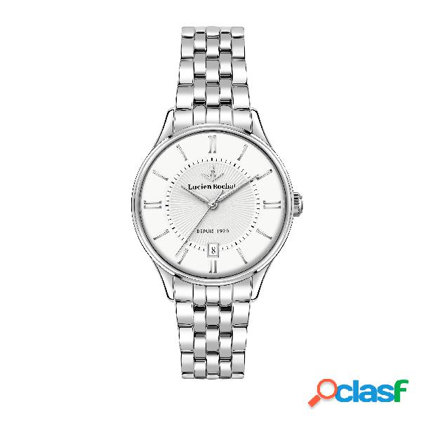 Orologio donna lucien rochat tempo e data charme r0453115504