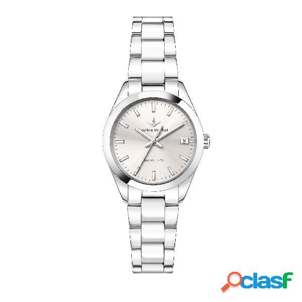 Orologio donna lucien rochat tempo e data madame r0453114504