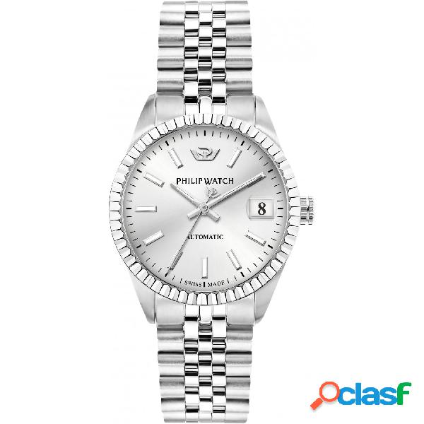 Orologio donna philip watch automatico caribe r8223597504