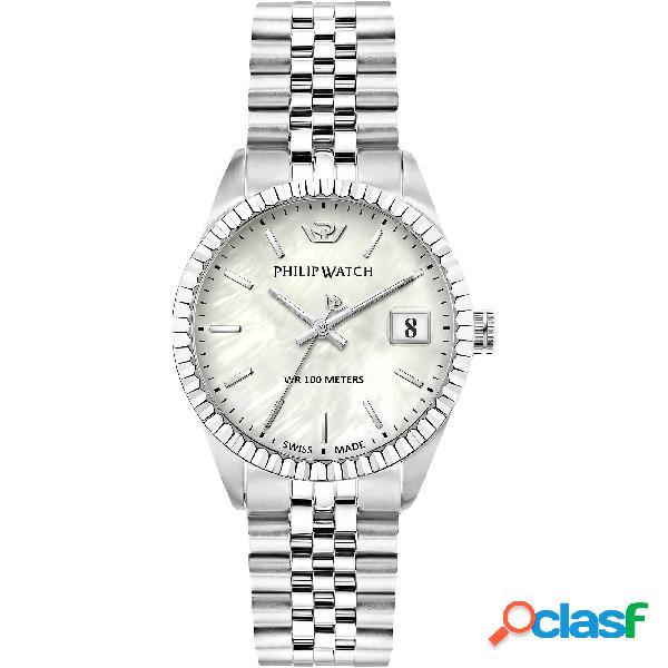Orologio donna philip watch tempo e data caribe r8253597560