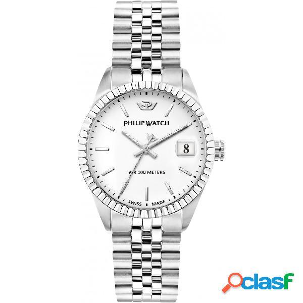 Orologio donna philip watch tempo e data caribe r8253597561