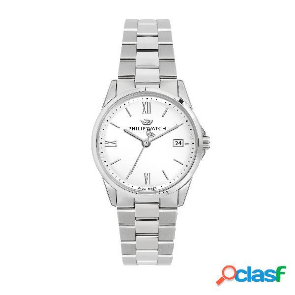 Orologio donna philip watch tempo e data capetown r8253212505