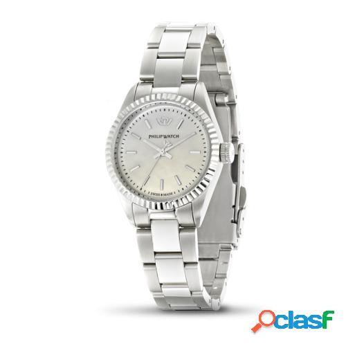 Orologio donna philip watch solo tempo caribe r8253107508