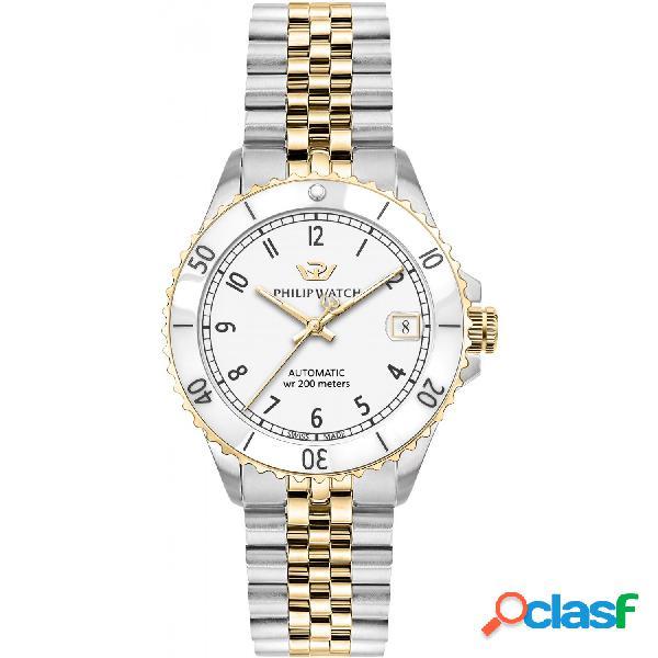Orologio donna philip watch tempo e data caribe r8223216502
