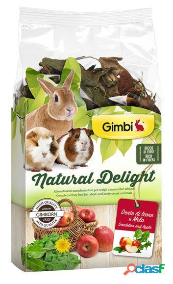 Gimbi natural delight gr 100 dente di leone mela gr 100