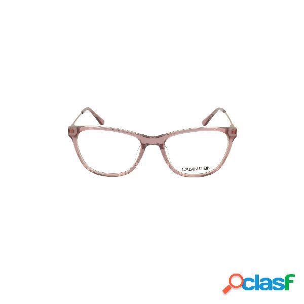 Calvin klein occhiali donna ck1870638055535 acetato rosa