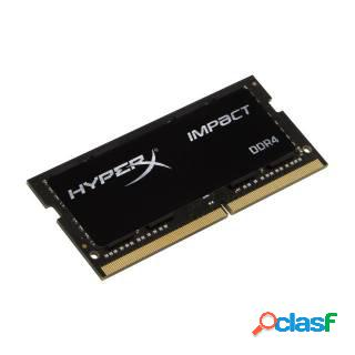 Kingston HyperX Impact 8GB SoDDR4 3200MHz CL20