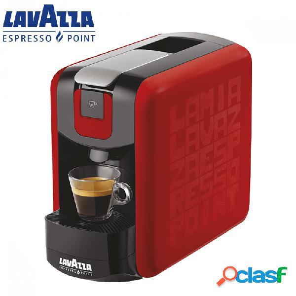 Lavazza ep mini rossa macchina caffè espresso capsule