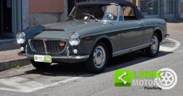 Fiat 1200 cabriolet 1963…