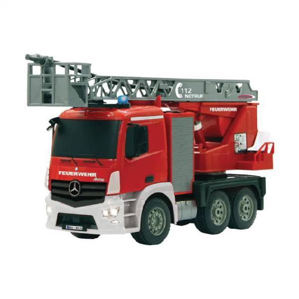 Jamara macchina vigili del fuoco rc mercedes-benz antos 2,4