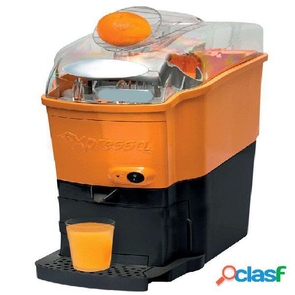 Spremiagrumi automatica professionale in plastica arancione - monofase - consumo 100 w