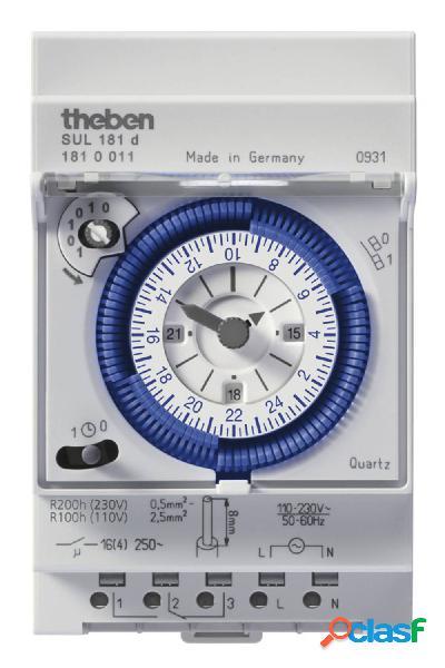 Theben 1810011 timer per guida din