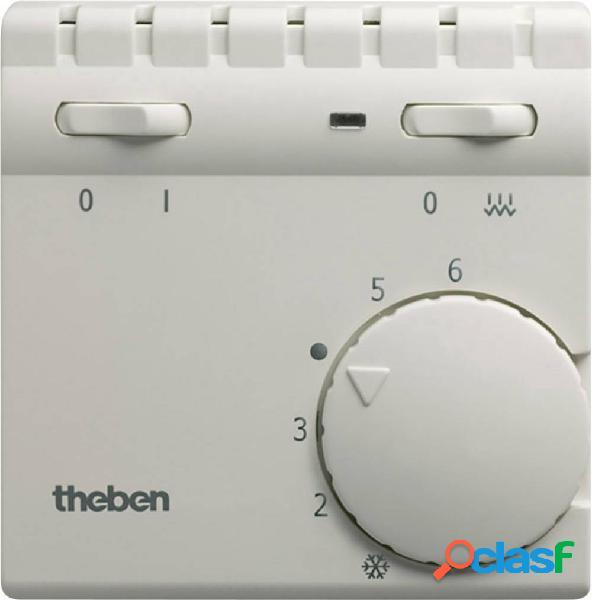 Theben 7070001 termostato ambiente da parete 5 fino a 30 °c