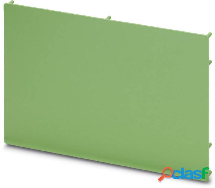 Phoenix contact ueg-eu-se elemento laterale per contenitore guida din plastica 5 pz.