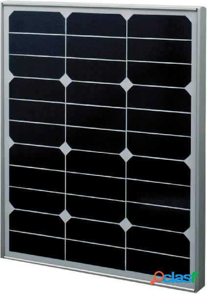 Phaesun sun peak spr 35 pannello solare monocristallino 35 wp 12 v