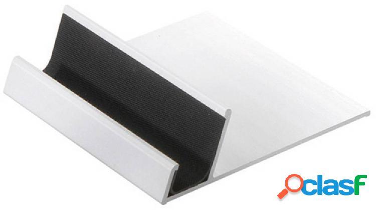 Supporto per tablet vivanco t-stand adatto per: universale 17,8 cm (7) - 25,7 cm (10,1)