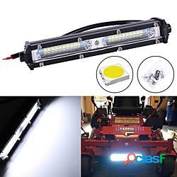 1pc 60w 7 pollici led light bar 20led combo guida led lavoro light bar per universale 4x4 fuoristrada suv atv 4wd camion trattore 12v 24v lightinthebox